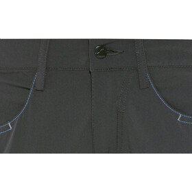 Bergans Moa Pirate Pants Damen black/light winter sky/solid grey